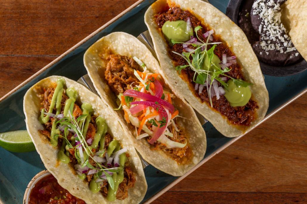 The Mexican Corner Restaurant Cuisine